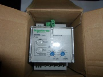 SCHNEIDER ELECTRIC 56173 RH99M VIGIREX EARTH LEAKAGE RELAY WITH MANUAL RESET